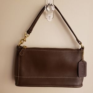 Vintage Coach Mini Handbag or Wristlet